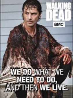 TWD: Rick We Do What We Need To Do
