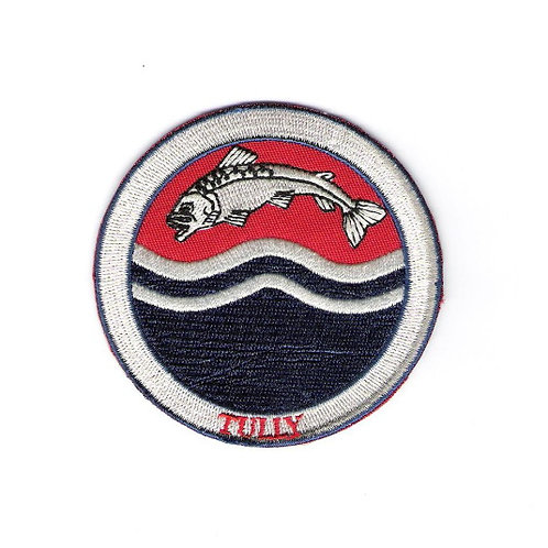 Game of Thrones: House of Tully Sigil, Riverrun Patch