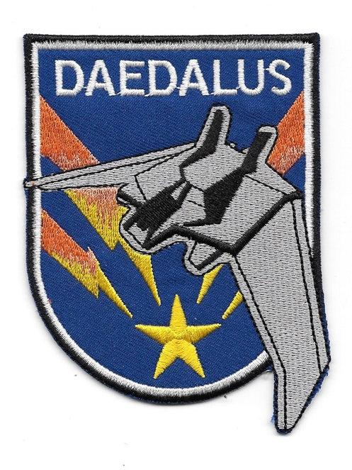 Stargate Atlantis: TV Series Daedalus Ship Capt.