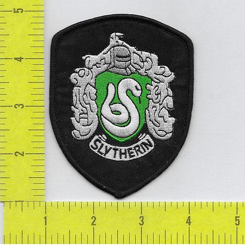 Harry Potter: Slytherin Shield Robe Patch
