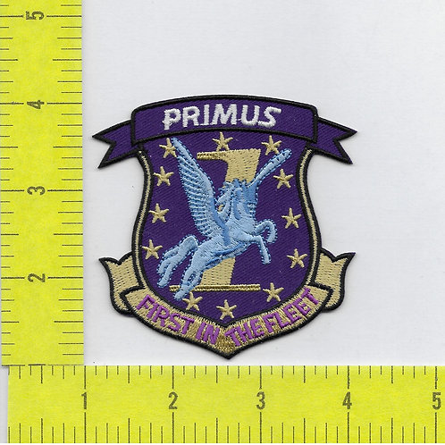 Stargate SG-1:Primus First In The Fleet Patch
