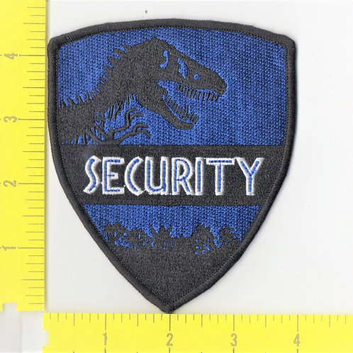 Jurassic World Movie Security Shield