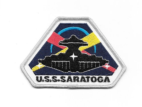 Space: Above & Beyond TV Series, USS Saratogo