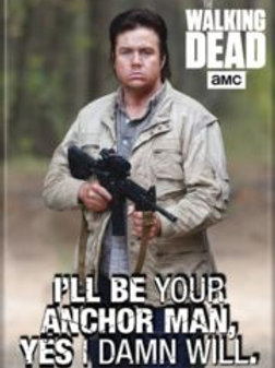 TWD: Eugene, I'll Be Your Anchor Man