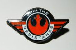 Star Wars: Join The Resistance Pin