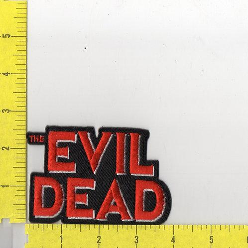 Evil Dead Movie Name Logo