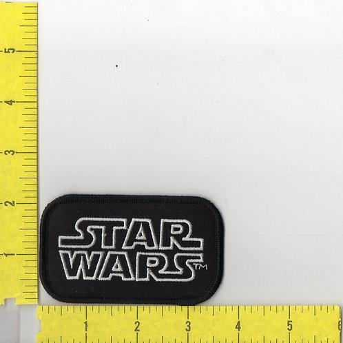 Star Wars: Original Movie Title Logo Patch