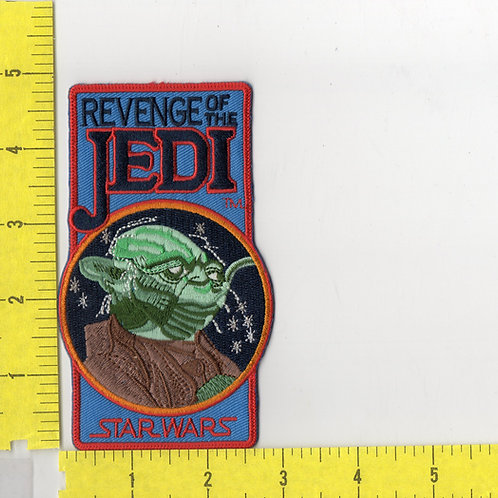 Star Wars: Revenge of The Jedi, Yoda Logo Patch