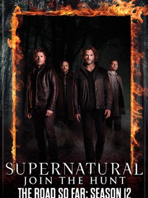 Supernatural: The road So Far Season 12