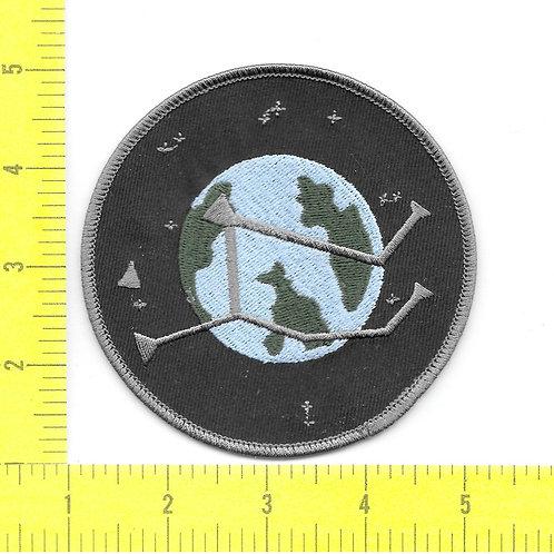 copy of Stargate Atlantis: TV Series Project Logo Planet