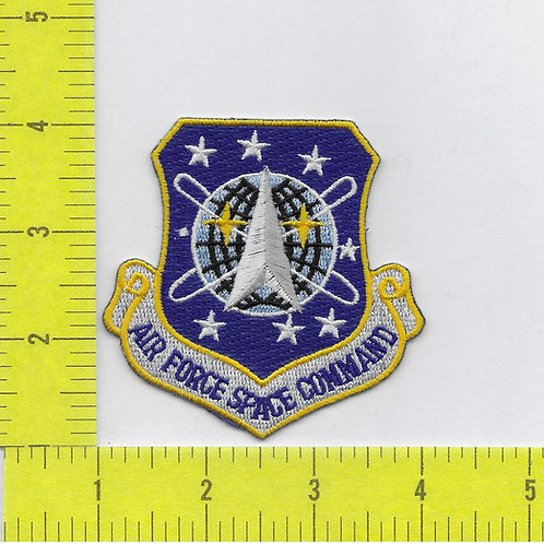 Stargate SG-1: Air Force Space Command Patch