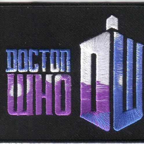 Doctor Who: British TV series Matt Smith Logo