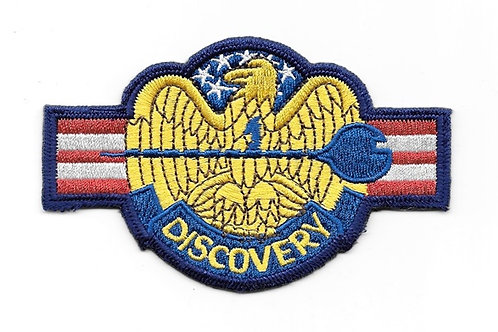 2001 A Space Odyssey: Discovery Logo
