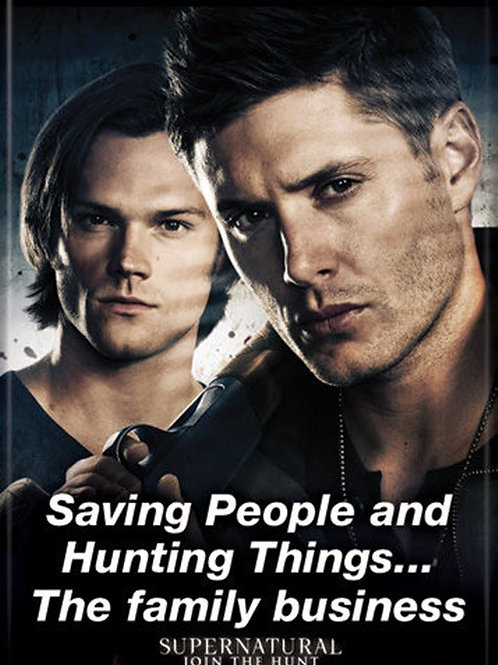 Supernatural: The Family Business Photo
