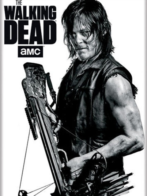 TWD: Daryl with His Crossbow