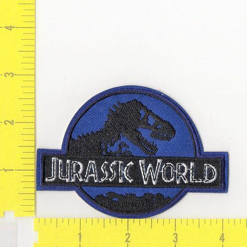 Jurassic World Movie Vet. Hat Patch