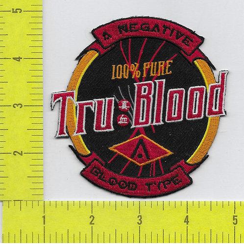 Tru Blood TV Series Patch