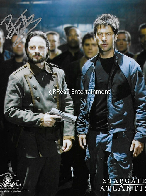 Ryan Robbins autographed 8 in x 10 in photo