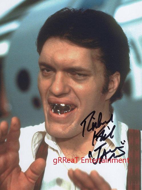 Richard Kiel autographed 8 in x 10 in photo