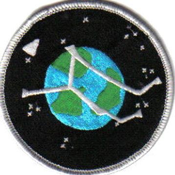 Stargate Atlantis: TV Series Project Logo Planet