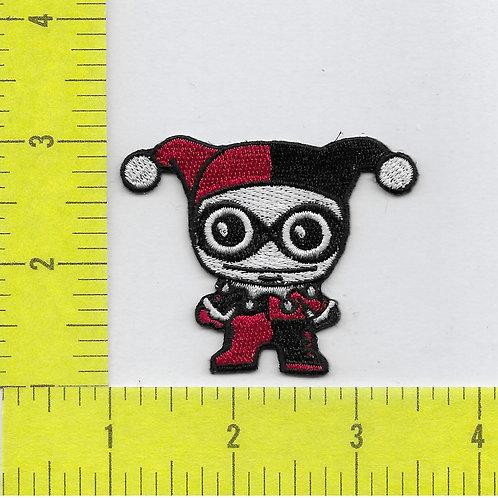 DC Comics Batman Harley Quinn Doll Patch