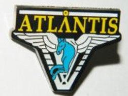 Stargate Atlantis Pegasus Pin
