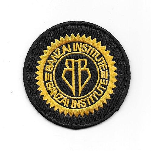 Buckaroo Banzai Institute Logo Patch