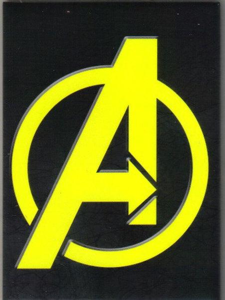 Marvel Comics: The Avengers Movie Team A Logo
