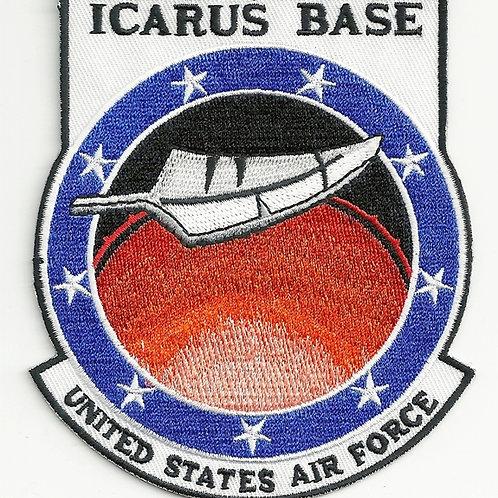 Stargate Universe: ICARUS Base Logo Patch