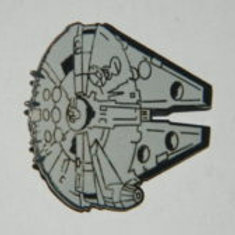 Star Wars: Milennium Falcon Pin