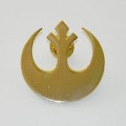 Star Wars: Large Gold Rebel Alliance Pin