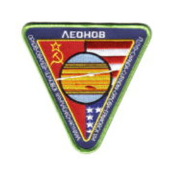 2010 A Space Odyssey:Joint Mission Logo