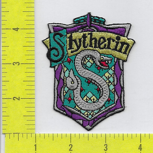 Harry Potter: Slytherin Patch