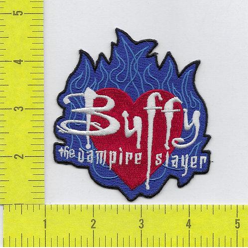 Buffy The Vampire Slayer Patch
