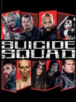 Suicide Squad Movie Group Photo
