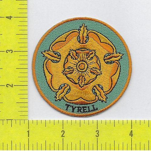 Game of Thrones: Tyrell House Sigil Patch