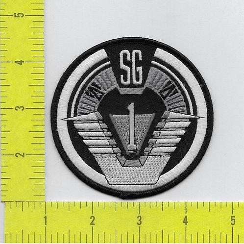 Stargate SG-1: TV Series Logo Lg