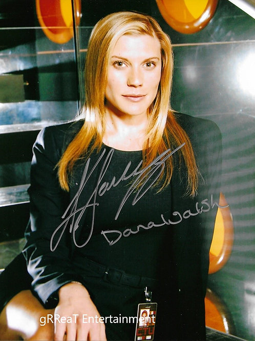 Katee Sackhoff autographed 8 in x 10 in. Photo