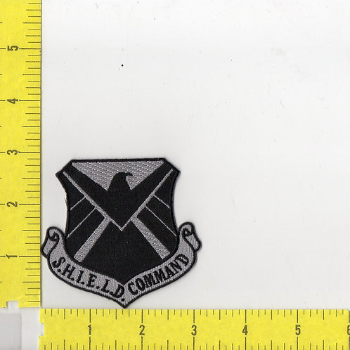 Agents of S.H.I.E.L.D. TV series Command Logo Patch