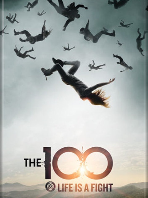 The 100: Poster Image