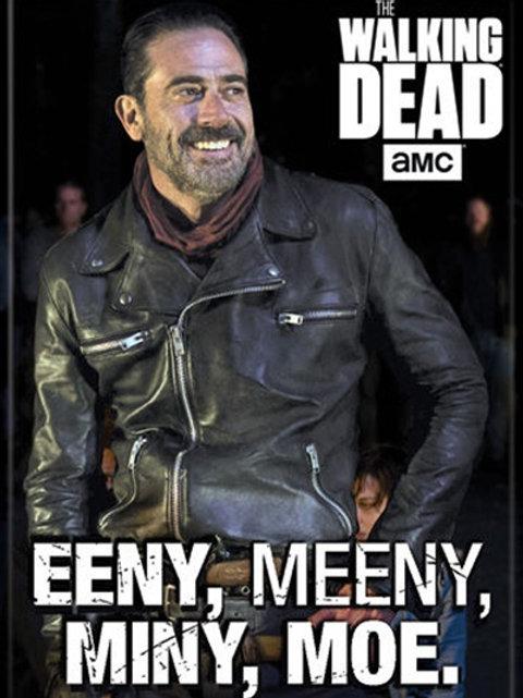 TWD: Negan, Eeny, Meeny, Miny, Moe