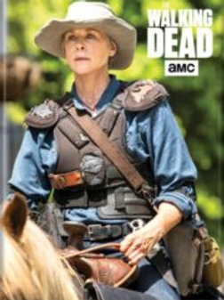 TWD: Carol Riding a Horse