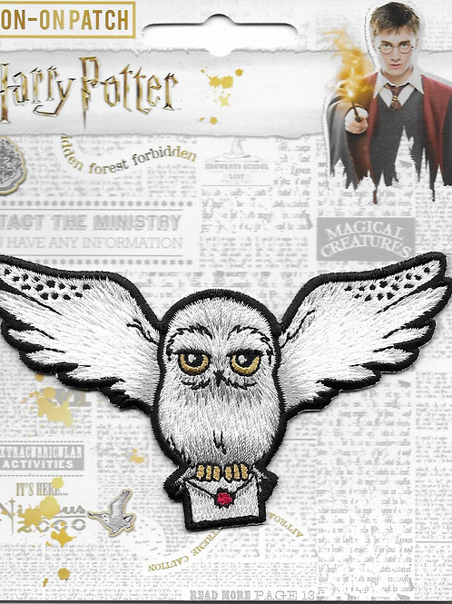 """Harry Potter's magical pet """"Hedwig"""" Licensed Patch"""