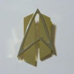 "Star Trek: Next Generation """"All Good Things"" Pin"