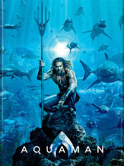 Aquaman with Spear