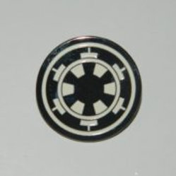 Star Wars: Imperial Empire COG Emblem Pin