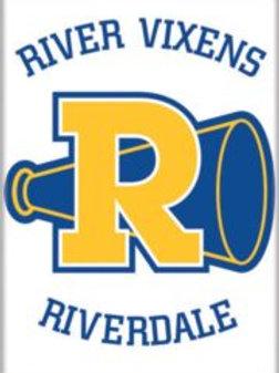 Riverdale: River Vixens Cheerleaders Logo