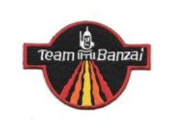 Buckaroo Banzai: Team Banzai Logo