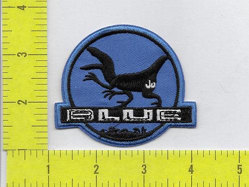 "Jurassic World ""Blue"" Raptor Patch"