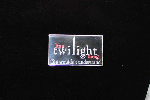 Twilight Pin